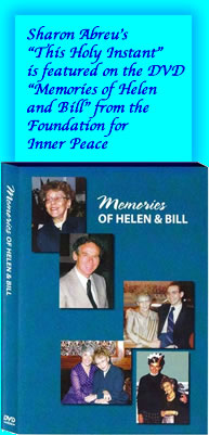 """This Holy Instant"" featured on DVD from Foundation for Inner Peace"