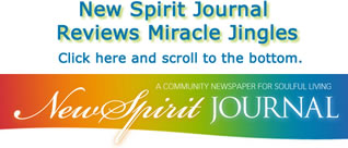 New Spirit Journal Reviews Miracle Jingles